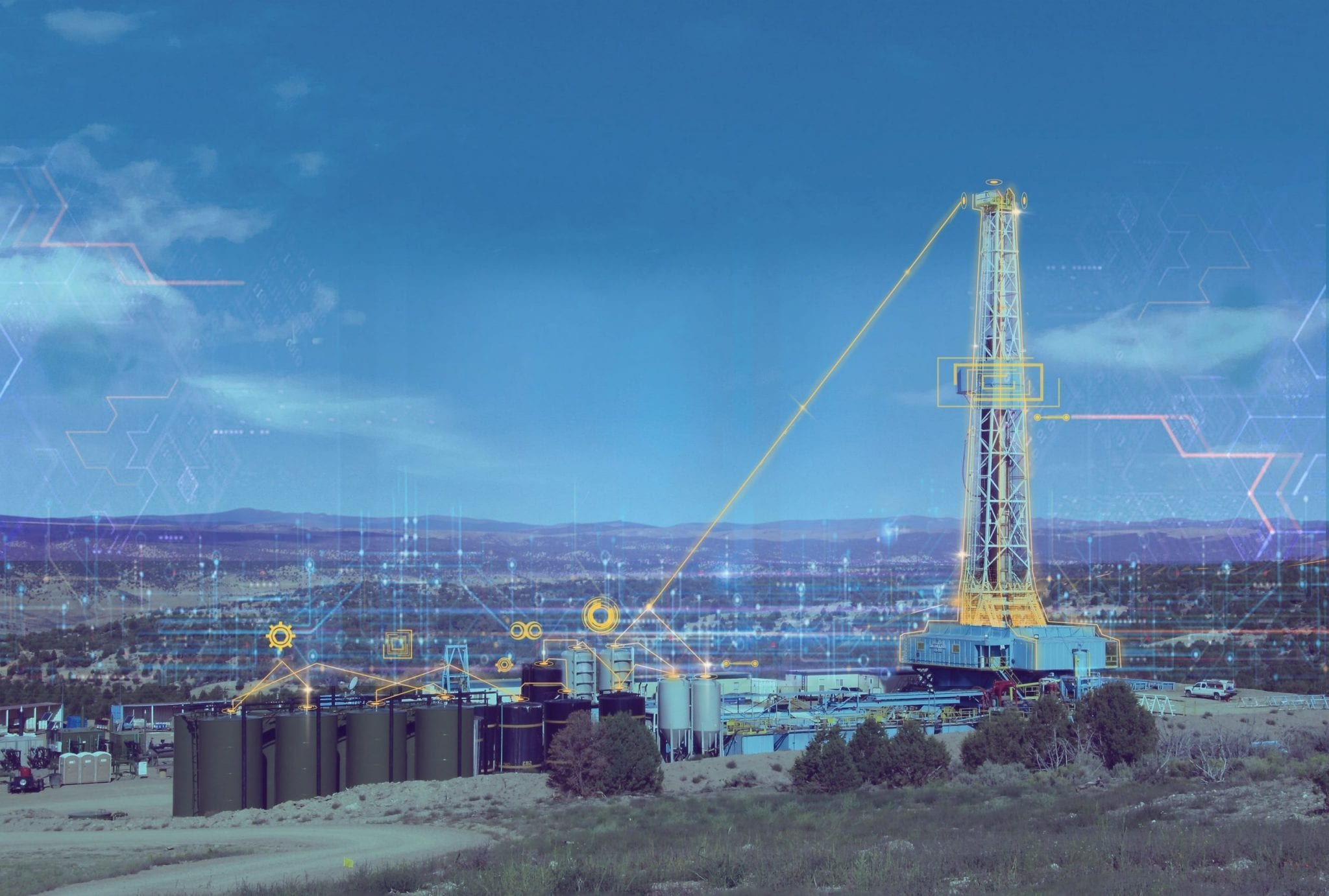 SNF serves many markets and  Oil & Gas is just one