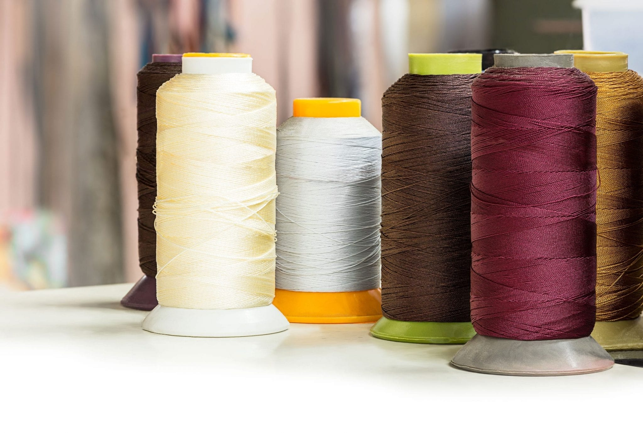 SNF serves many markets and  Textiles is just one